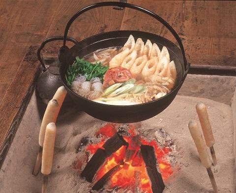 きりたんぽ鍋(補正済み)